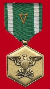 Navy Commendation Medal with Valor